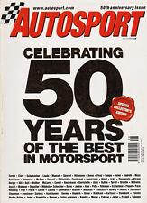 Autosport 13 Jul 2000 - 50th Anniversary, Snetterton BTCC, Norisring DTM, ALMS