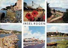 AK, Insel Rügen, 6 Abb., u.a. Kogge Mukran, 1975
