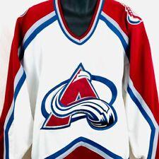 Vintage Starter Colorado Avalanche NHL Ice Hockey Jersey Mens Size XL