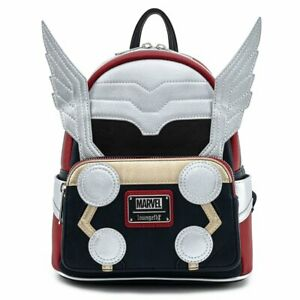Loungefly x Marvel Thor Classic Cosplay Mini Backpack