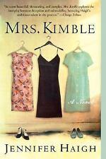 Mrs. Kimble by Jennifer Haigh (2004, Paperback)