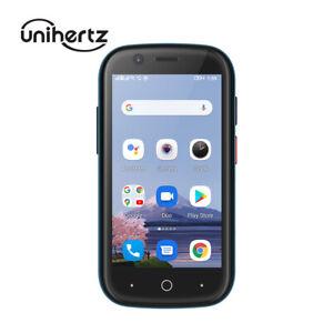 Unihertz Jelly2 Das Kleinste Android 10 4G Smartphone Dunkelgrün
