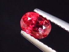 Roter Spinell / red Spinel 0,66 Ct. Oval Sri Lanka (688x)