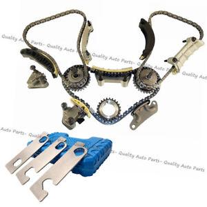 Fit ALFA ROMEO Spider Brera 159 JTS Timing Chain Kit W Camshaft Holding Tool