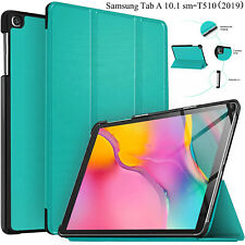 """CASE COVER STAND FLIP SMART LEATHER FOR SAMSUNG TAB A 10.1"""" (2019) SM-T510-T515"""
