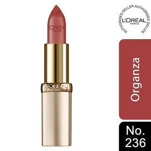 L'Oreal Paris Color Riche Satin Lipstick 236 Organza