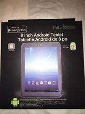 Nextbook Premium 8HD 8GB, Wi-Fi, 8in - Black