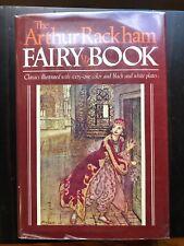 The Arthur Rackham Fairy Book