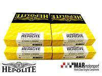 Cosworth YB Piston Rings UPGRADE from MAHLE, HEPOLITE STEEL 91.83mm - Engine Set