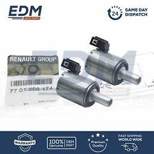 2x Véritable DPO/AL4 Electrovanne de boite automatique Peugeot Citroen RenaultX2