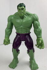 "2013 Hasbro Marvel Incredible Hulk 12"" Action Figure Avengers Titan Series"