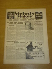 MELODY MAKER 1934 FEB 3 BERT AMBROSE JACK HYLTON BILL TERNENT BIG BAND SWING