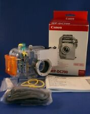 BNIB Canon WP-DC700 Waterproof Housing 40m 130ft A60 A70 with Flash Diffuser