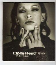 (HL826) Dolls Head, It's Over It's Under - 1998 DJ CD