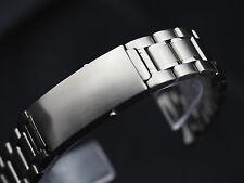 20mm heavy duty stainless steel band bracelet fit Speedmaster watch