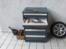 Werkzeugschrank für Werkstatt oder Tankstelle, Automodellbau-ZubehörMaßstab 1:18