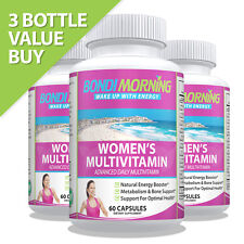 Complete Women Daily Multivitamin Tablets, Opti Nature Multi Supplement Capsules