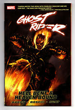 GHOST RIDER: HELL BENT AND HEAVEN BOUND - Marvel TPB softcover graphic novel