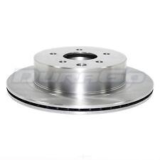 Disc Brake Rotor Rear Pronto BR31349