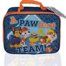 Paw Patrol A Pawfect Team Kids School Insulated Lunch Bag Chase Marshall Rubble