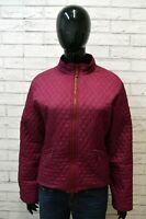 BARBOUR Giacca Giubbotto Coat Jacket Woman Giubbino Trapuntato Donna Taglia  L