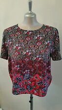 New Look Short Sleeve No Floral Tops & Shirts for Women