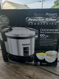 Proctor Silex 60 Cup Rice Cooker