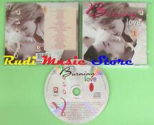 CD BURNING LOVE 1 compilation 1993 SEARCHERS NAZARETH KINKS (C17) no mc lp dvd