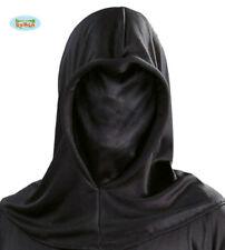 Dark Hood gesichtslose Horror Kapuze kostüm Todesmaske Halloween Guirca 2950