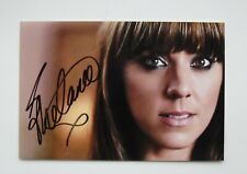MELANIE C 6 x 4 Signed Photo Autograph SPICE GIRLS