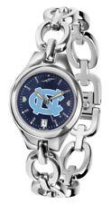 North Carolina Tar HEELS UNC NCAA Womens Eclipse Wrist Watch