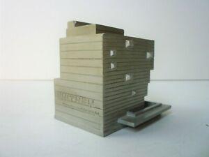 Whitney Art Museum Miniature Metal Building Architectural Model Replica Souvenir