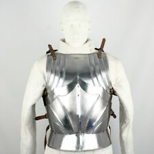 X-Mas Medieval Warrior German Gothic 16G Breast Plate Body Armor