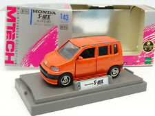 M Tech 1/43 - Honda S MX Lowdown Orange