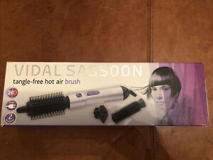 vidal sassoon hot air brush