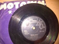 Eddie Kendricks - Boogie Down - Vinyl Single - Rare Motown