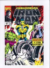 Iron Man #285 Near Mint (9.4)
