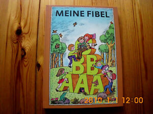*** MEINE FIBEL***  Lesebuch Klasse 1  DDR    *** NEU ***