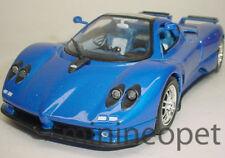 MOTORMAX 73147 PAGANI ZONDA C12-S7.3 C12 S 7.3 1:18 DIECAST BLUE