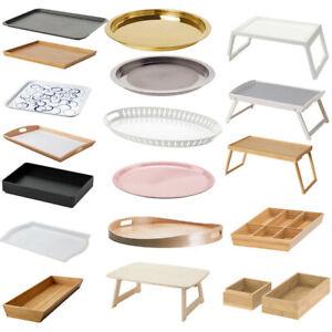 IKEA Home Kitchen Bedroom Utensils Tray Racks Storing Kitchen Utensils Organiser