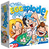 HTI Eggzplode Game For 2-4 players Age 5 and over (Contains 8 Eggs and spinner)