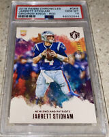 2019 Panini Chronicles Gridiron Kings Red Jarrett Stidham RC #ed 1/3 PSA 10 Gem
