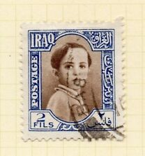 Iraq 1942 Faisal Early Issue Fine Used 2f. 169941