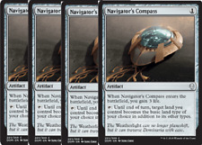 Navigator's Compass X4-NM- Dominaria MTG Artifact Common