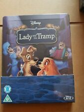 Lady and the Tramp Blu-Ray Steelbook Brand new and sealed