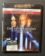 The Fifth Element [ 20th Anniversary Edition ] (4K Ultra HD + Blu-ray) NEW