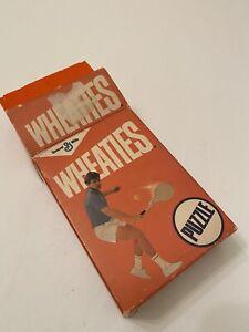 Vintage Wheaties Mini 14 Piece Puzzle Box