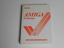 AMIGA für Einsteiger (Data Becker) * Buch *