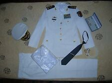Obsolete 15 China PLA Central Military Commission Navy 3 Stars Admiral Uniform