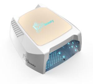 Igel Beauty HYBRID PRO WIRELESS RECHARGEABLE UV/LED LAMP WHITE
